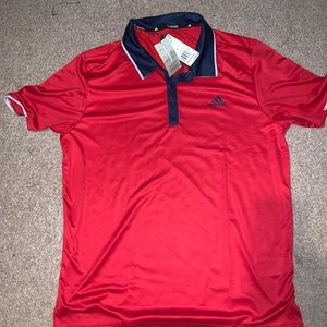Adidas Climacool Golf shirt! New with tags!